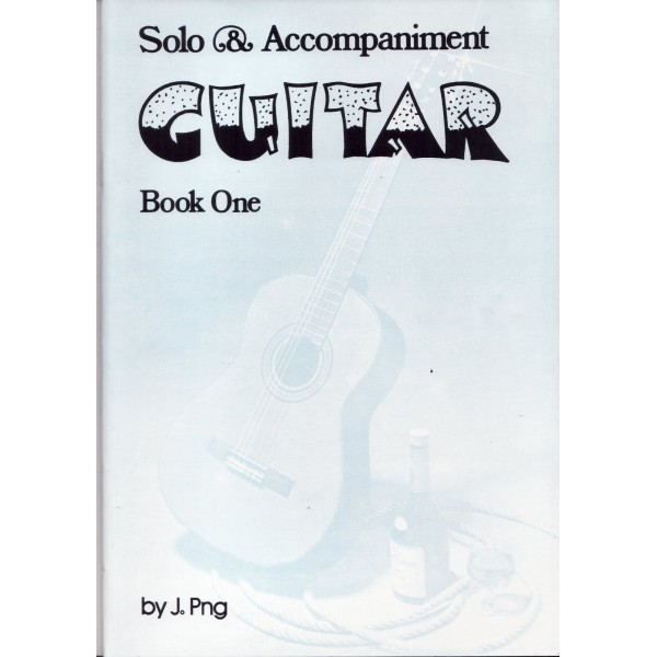 Solo&accompaniment guitar book 1