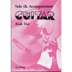 Solo&accompaniment guitar book 2