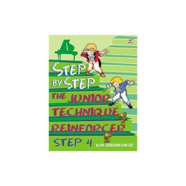 Step By Step Piano Course The Fun way Step 4