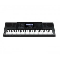 Casio CTK-6200 High Grade Keyboard 61 Piano-style and Touch-Sensitive Keys (Black)