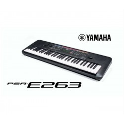 Yamaha PSR-E263 61 Keys Portable Keyboard
