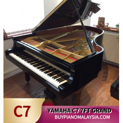 Yamaha C7 Conservatory Grand Piano (3Pedals)