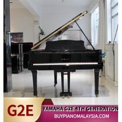 Yamaha G2E Grand Piano (2 Pedal) 4th Generation