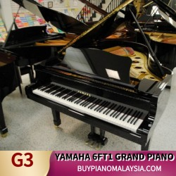 Yamaha G3E Grand Piano (2pedal)