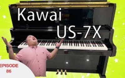 Kawai US7X Upright Piano Review - Fur Elise Piano Cover
